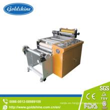 Máquina de alimentación de papel de aluminio