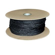 Cuerda de fibra de vidrio grafitizada para sellado y aislamiento