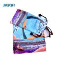 Mikrofaser-Reinigungs-Gläser-Beutel