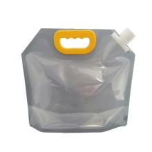 Kunststoff-Ausgusstaschen Stand-Up-Doypack