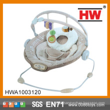 Mother Assistant Safety Electric Music Newborn Baby Rocker Chair