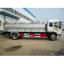 Camion de lait frais, camion à lait frais 10 CBM, camion à lait frais 10000L, camion à lait frais 4x2, camion à lait frais FAW