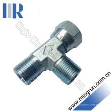 Connecteur femelle de tube d'adaptateur de pièce rapportée de mâle de BSp Bsp (CB)