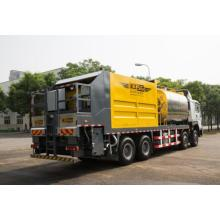 construction stone synchronous chip seal spreader truck