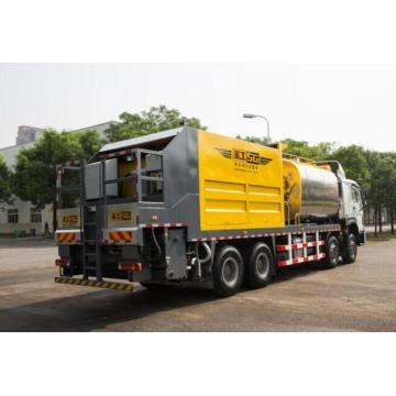 SG batu sinkron chip seal spreader 8000L