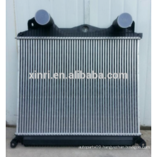 MAN TGA intercooler high performance water to air intercooler 81061300198 81061300205 81061300200 81061300180 81061300216
