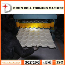Máquinas formadoras de chapa metálica de camada dupla