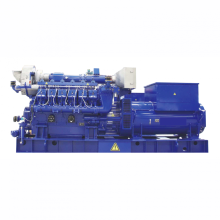 Gerador de gás natural de 1000kW