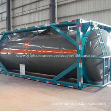 Tanker Container for Chemical Liquid Loading, 18 to 25cbm Volume