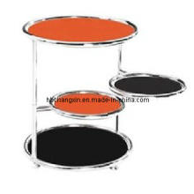Hot Selling Modern Glass Side Coffee Table (CX-C88)