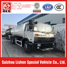 6x4 Dongfeng 25.3m3 lpg dispenser tank truck