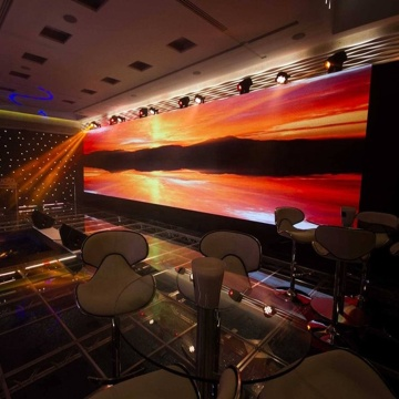 Pixel Pitch Pantalla LED Video Wall