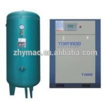 Винтовой компрессор воздуха типа