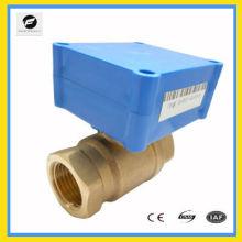 220v Válvula de água elétrica de 2 vias DN15 2NM