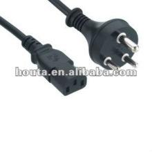 Cable de alimentación India
