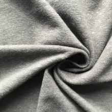 Spandex linen rayon blended knitting jersey garment fabric