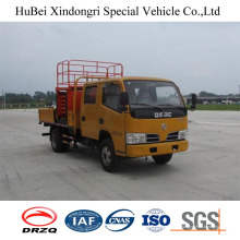 10m Dongfeng Vertical Platform Truck Euro5 Nouveau Design
