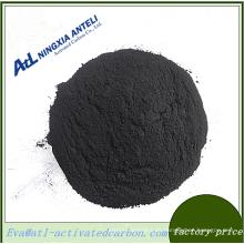 ácido lavado carbón activado