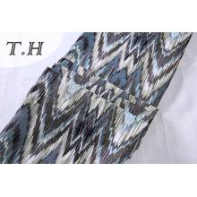Tissu Jacquard de tapisserie d'ameublement Le tissu de sofa de modèle de Sawtooth (FTH32138)