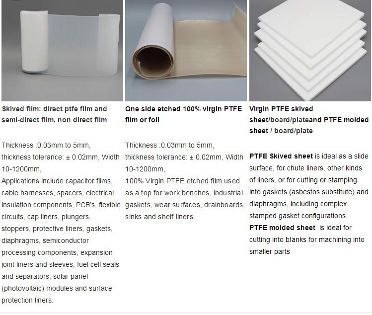 PTFE sheet1
