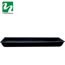 Multifunctional cattle sheep  troughs /plastic feed trough for sale