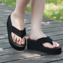 EVA Flip Flops, China Großhandel Werbe Sommer Strand Sandalen