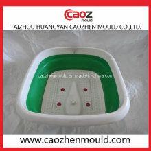 Molde de alta qualidade da tubulação da massagem do pé da injeção do plástico