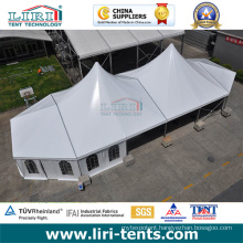 Outdoor White Roof High Peak Wedding Tent for Sale