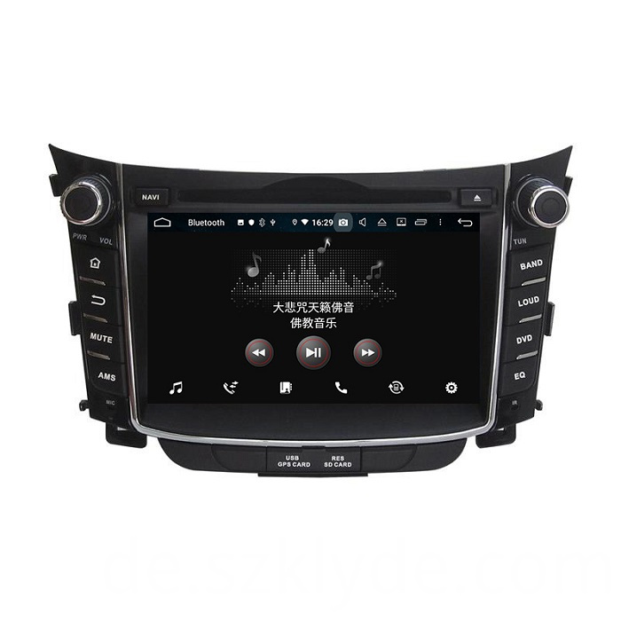 Hot sale bluetooth car for I30