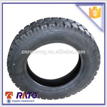 Good rating solid motorcycle tyre 5.00-12 in China