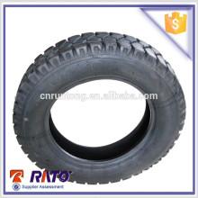 Bom pneu de moto sólido 5.00-12 na China