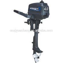 Movimiento de alta calidad 2 SPEEDA 4hp bote Motor fuera de borda en venta
