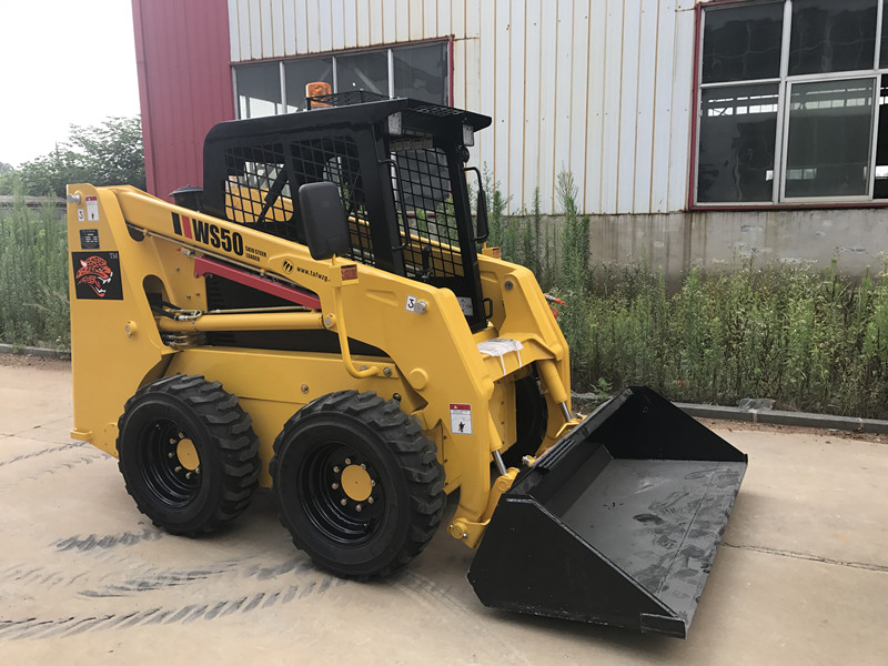 Fuwei 36.8kw Skid Steer Loader Like Bobcat