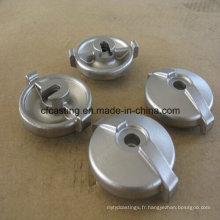 Pièces en acier perdues adaptées aux besoins du client de bâti de cire par la fonderie
