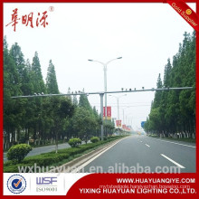 steel pole for traffic signal light