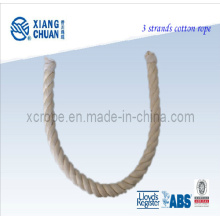 Dnv Approved 3 Strand Cotton Rope
