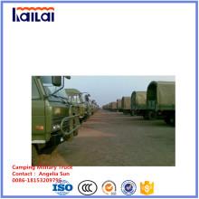 Camión militar que acampa de Dongfeng 4 * 2