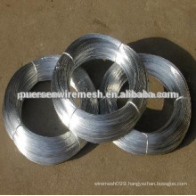 Electric galvanized iron wire made in china