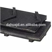Factory price coking plant use burning resistant rubber belt