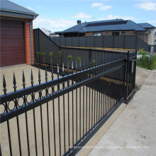 aluminum Garden Fence Panel metal Composite Fence