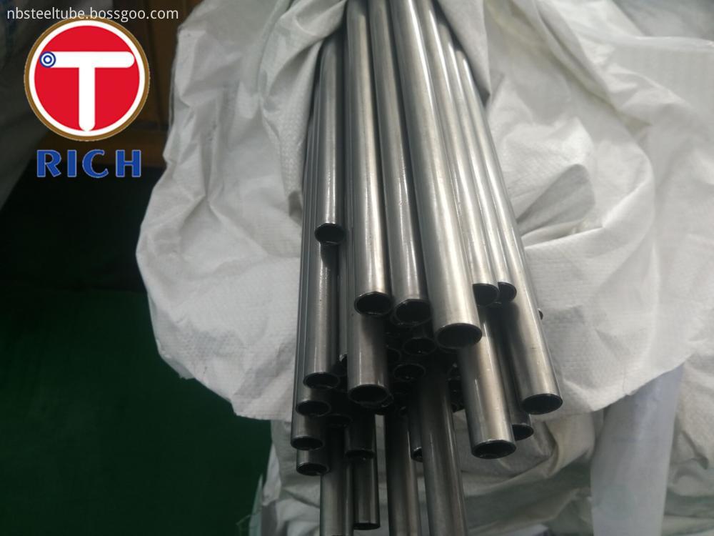shock absorber steel pipe material