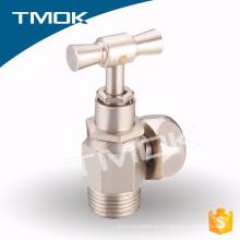 """Válvula de parada de vapor montagem desenho galo válvula escondida 3/4 """"baixo preço de bronze para o fluxo do medidor de água"""