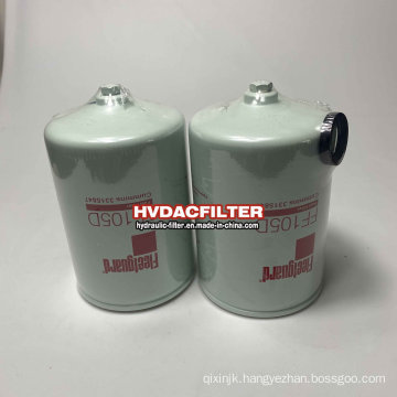 China Factory Supply Fleetguard Oil Filter FF105D Rotary Oil-Water Separator Filter Element