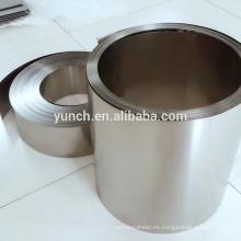 Hoja de la tira de titanio GR1 GR2 GR5 de alta calidad para la venta