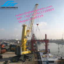 Used Mobile Harbour Crane Lhm550