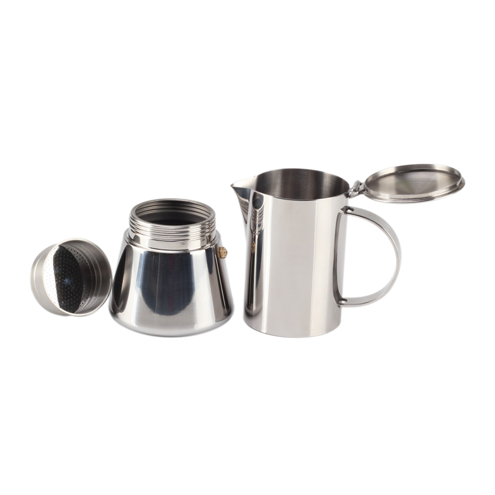 Stovetop Moka Coffee Kettle