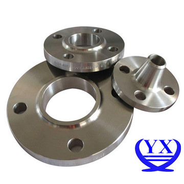 ANSI A105 Gr.B class 150 slip on steel Flange