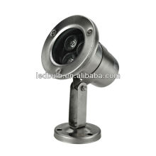 3W RGB IP68 stainless steel led underwater light