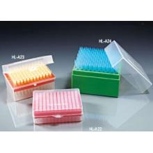 Boîte de conseils pour pipettes de laboratoire médical