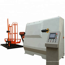 Máquina de dobra e de corte do estribo do Rebar do CNC